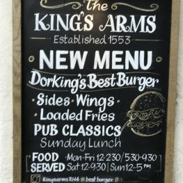 Kings Arms Dorking
